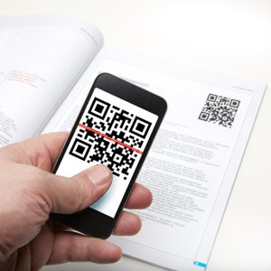 QR Code Document Scanning